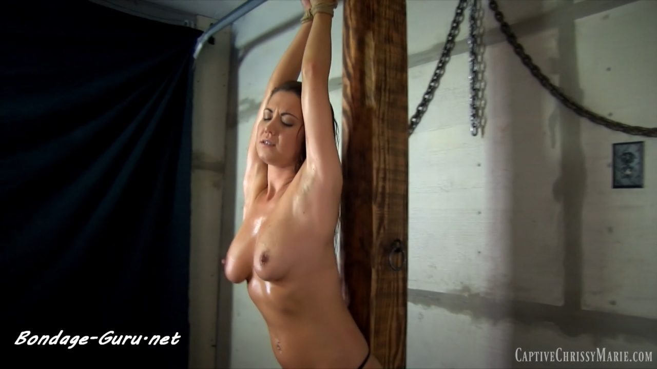 Stretched & Sweaty Interrogation