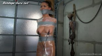 Chrissy Marie Wrapped & Vibed – Captive Chrissy Marie