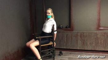 Ariel Anderssen – Taken – Restricting Ropes