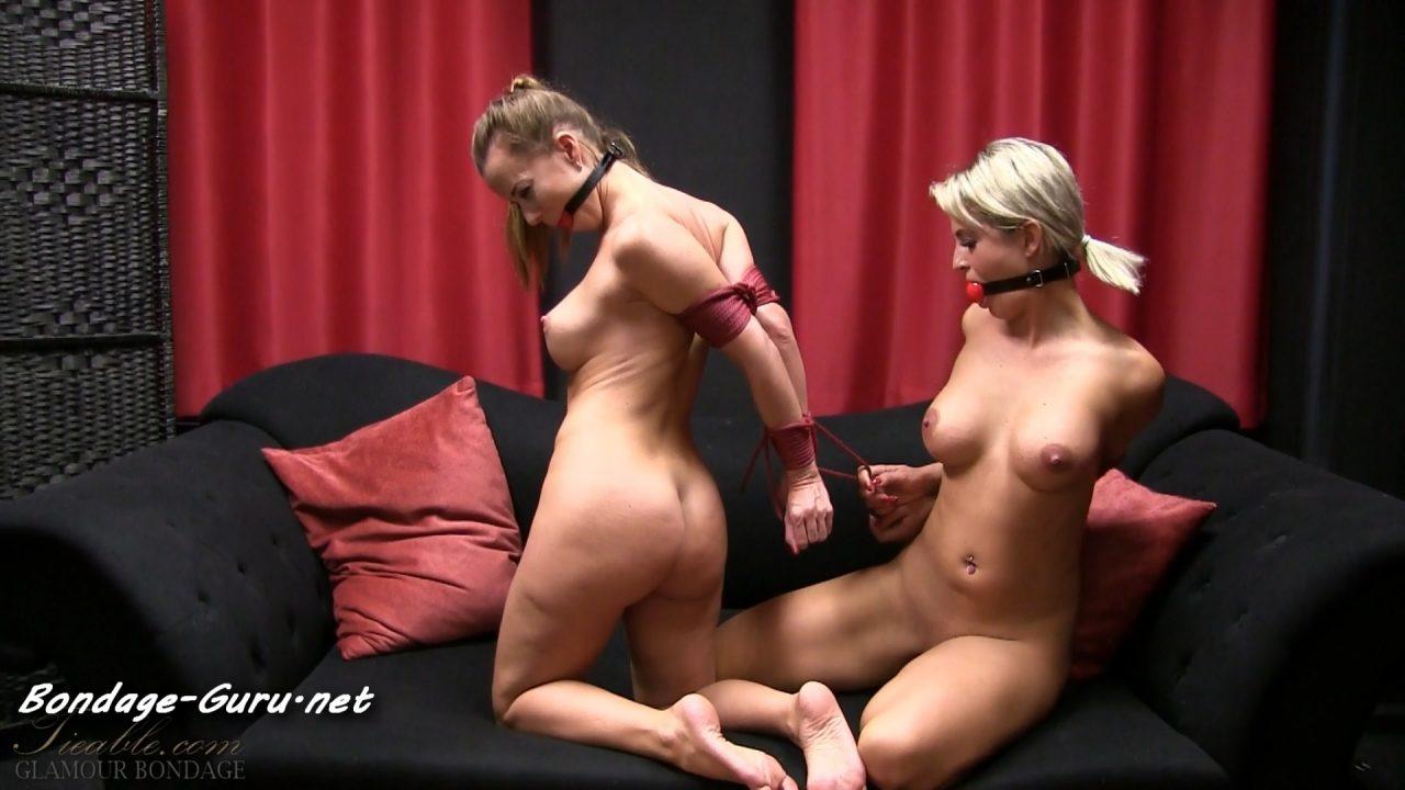 Cindy Dollar & Nicole Vice_double elbow tie