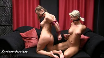 Cindy Dollar & Nicole Vice – double elbow tie! – Tieable.com clip store
