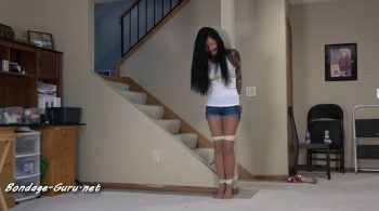 Maria Crazy Roommate – Bondage Mischief