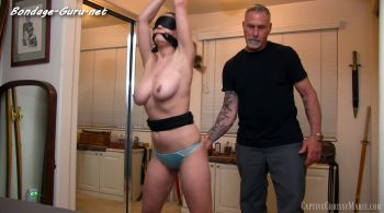 Chrissy Strung Up & Seduced HD – Captive Chrissy Marie