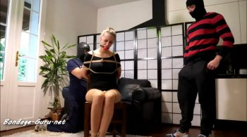 Ivy's back! The misadventure of a sexy bitchy mistress! (Part 2) – Tony Houston Bondage Paranoia
