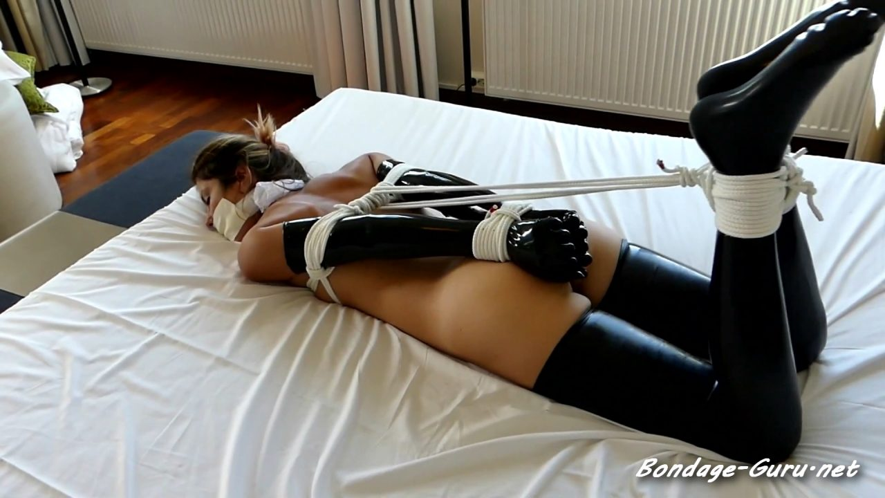 RUBBER BONDAGE COMPILATION 5