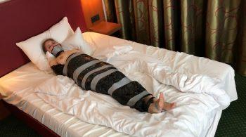 Rachel Adams – Mummification – Restricting Ropes