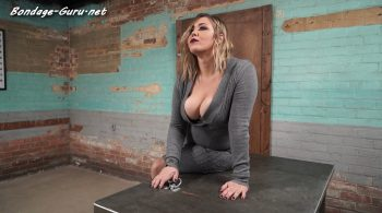 Riley taken into custody at the station part#1 – Handcuffed Girls