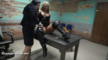 Adara arrested by corrupt Detective Raven part#2 – Handcuffed Girls