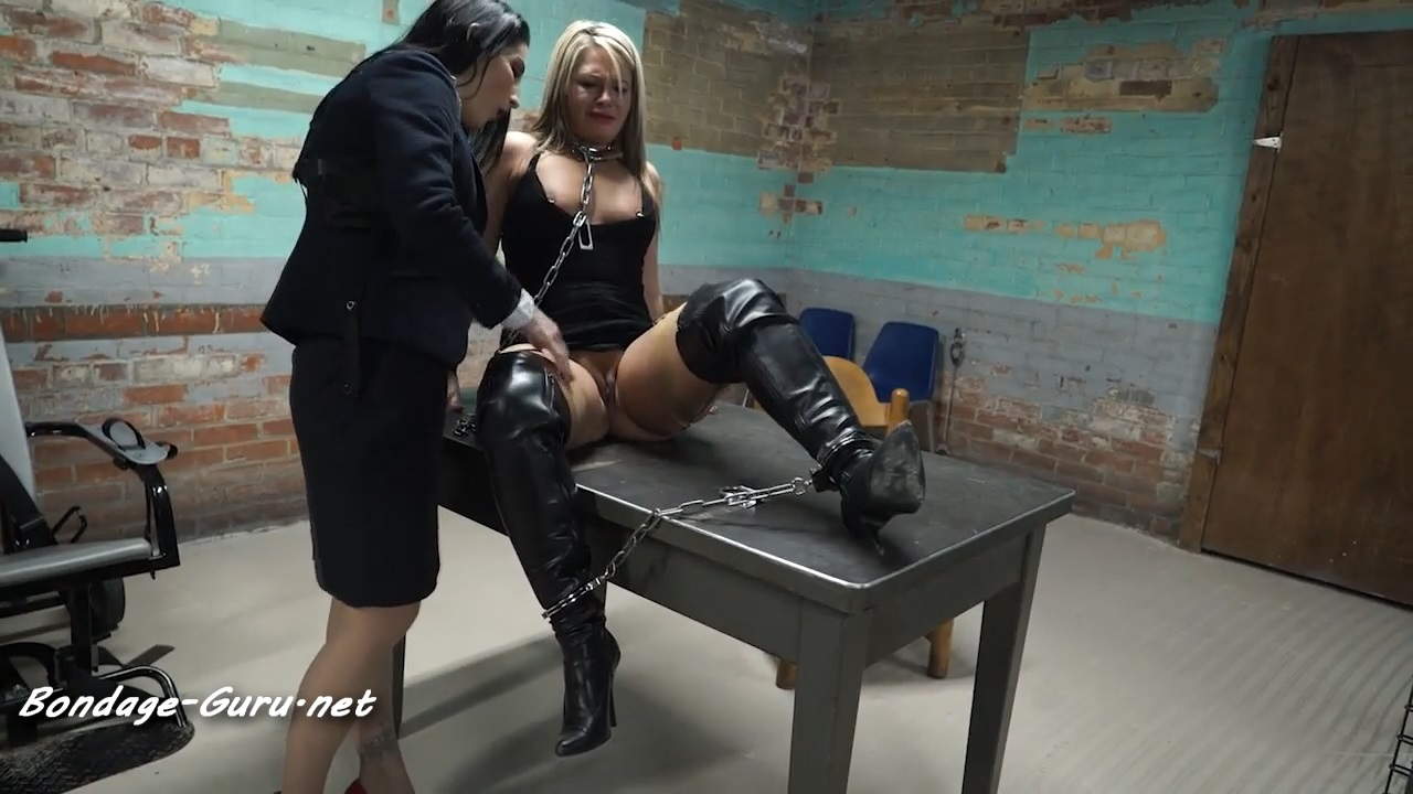 Adara arrested by corrupt Detective Raven part_2