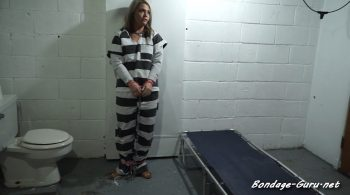Adara's transport to prison part#1 – Handcuffed Girls
