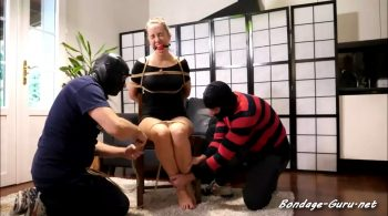 Ivy's back! The misadventure of a sexy bitchy mistress! (Part 1) – Tony Houston Bondage Paranoia