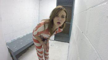 Maxine's first arrest part#3 – Handcuffed Girls