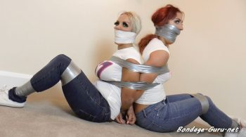 Miss Scarlett & Ali in: Hot Treasure Seeking Crime Solvers in Extreme Jeopardy – These Are Gags They WON'T Be Getting Off! (The Complete Story) – Borderland Bound