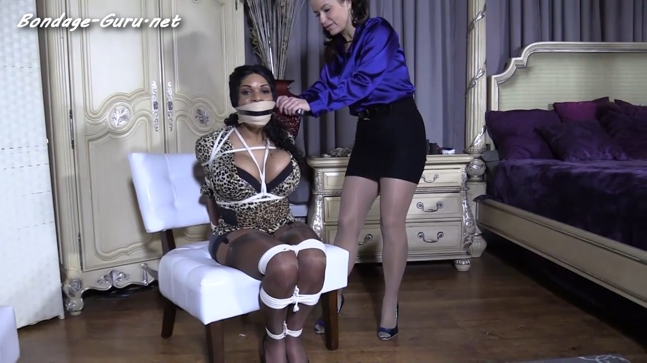 Meet Dawn Isabella_her first time in bondage EVER