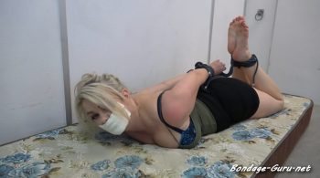 Penny Lee – Inmate Mistreated HD – Restricting Ropes