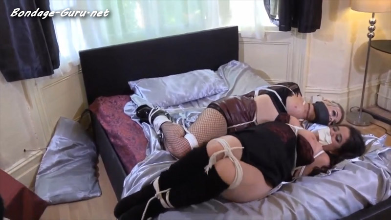 BARE BREASTED DYKES DOUBLEGAGGED AND TORMENTED pt 2 HD