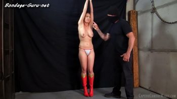 Super Chrissy Captured HD – Captive Chrissy Marie