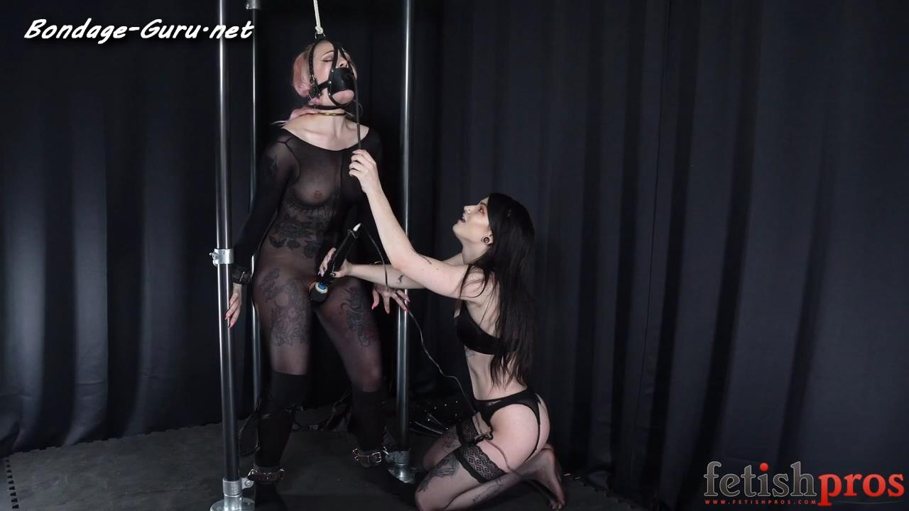 Cuffed and Gagged Baby Sid at the Mercy of Lydia Black
