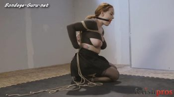 Frogtied Rope Bondage Escape Challenge – Fetish Pros Bondage Fetish Videos
