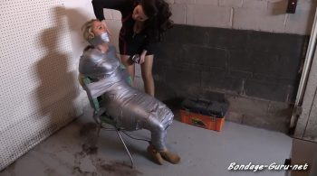 Inmate versus warden, the game continues – Bondage: JJ Plush, Born to be Bound