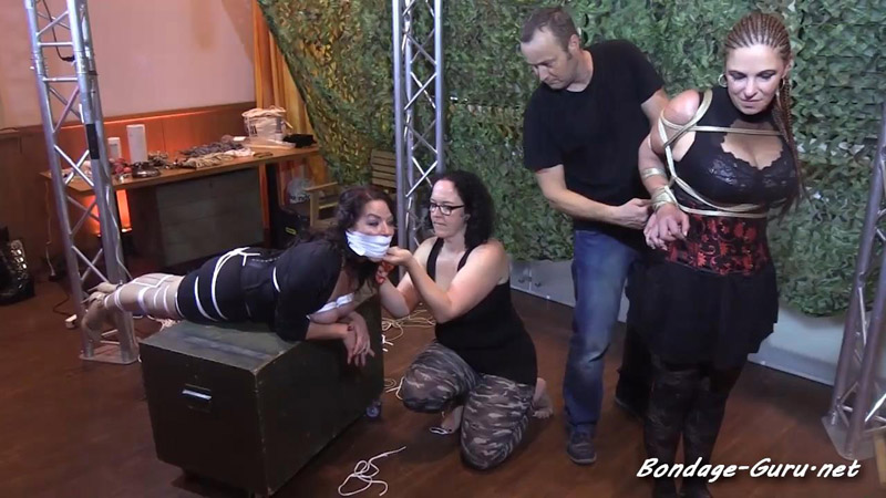Live at Boundcon Feringapark last fal
