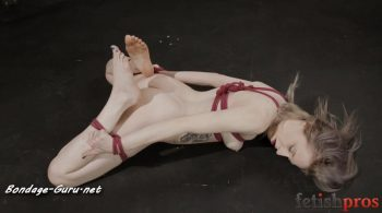 Wrist Ankle Hogtie Escape Struggle – Fetish Pros Bondage Fetish Videos