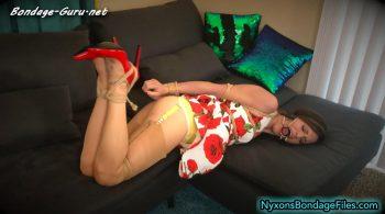 Dacey Harlot Rope Therapy Session HD – Nyxons Bondage Files
