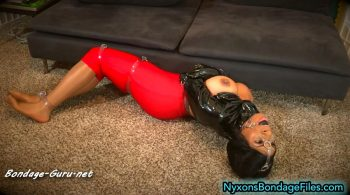 Dawn Isabella Straitjacketed & Strapped HD – Nyxons Bondage Files
