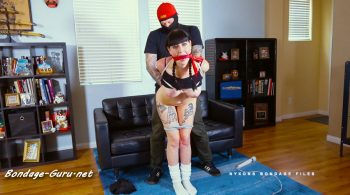 Nyxon Home Invasion Bondage Fuck pt 1 – Nyxons Bondage Files