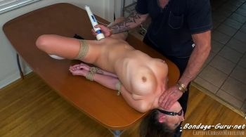 Captive Chrissy Marie – Bad Girl Gets Punished HD