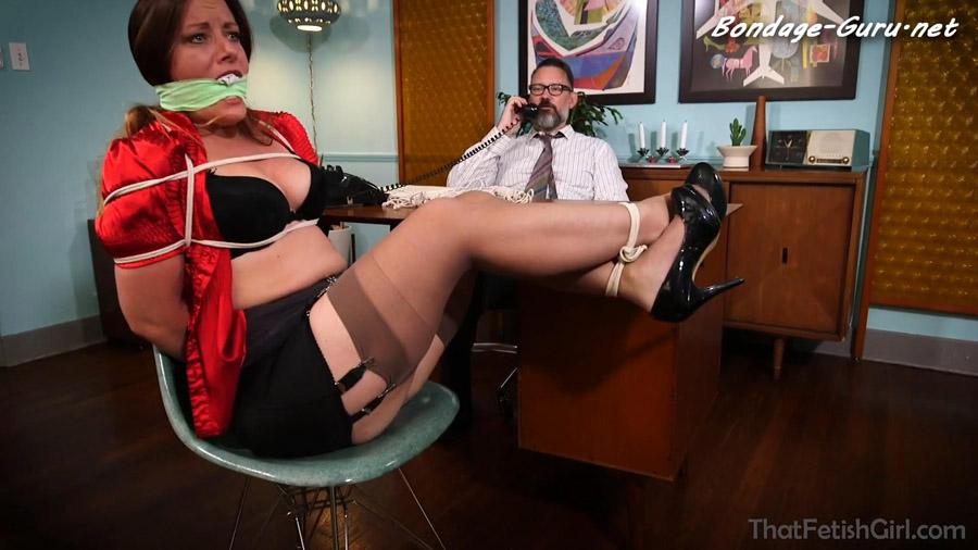 Rope Punishment For Fayth The Secretary