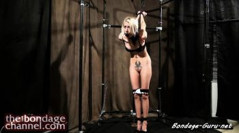The Bondage Channel – Strappado Whipping – Rene Phoenix