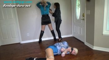 MILF GiGi's Bondage Fantasies – THE CORRUPT JUDGE