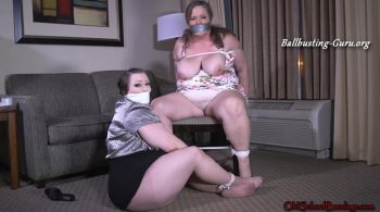 Girl Next Door Bondage – BBW Captives-OMG! He is pulling her panties down! HD