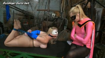 League Of Amazing Women – Heroines in a Trance Conclusion – Ariel Anderssen, Lylah Ryder