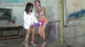 MILF GiGi's Bondage Fantasies – MAD SCIENTIST ORGASMIC EXPERIMENT