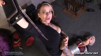 Bondage: JJ Plush, Born to be Bound – I'm not going to charge you more even though I am way hotter now AND SHOULD…