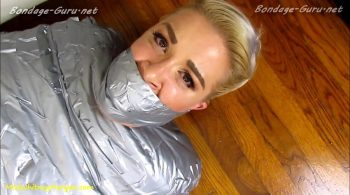 Whitney Morgan: Duct Tape Mummification – Miss Whitney Morgans Clips