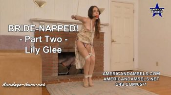 AMERICAN DAMSELS by Jon Woods – Bride-Napped! – Part Two – Lily Glee