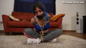 Destiny wants to try Hard Bondage – Layla Bondage Addiction