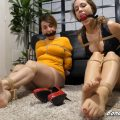 FOOT GAMES Ivyblonde Layla