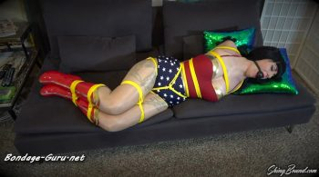 ShinyBound Productions – Nyxon – Wonder Woman Captured