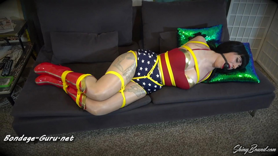 Nyxon Wonder Woman Captured