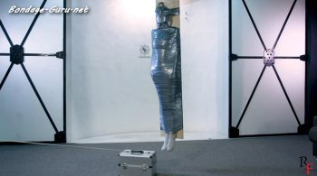 RF studio production – Vila. Floating mummification on a board