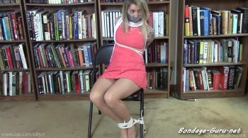 Anna – Pink Chair Tie – Capture Me – Videos by Chromebinder