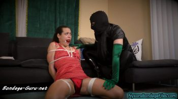 Nyxons Bondage Files – Dacey Harlot Burglar Give & Take