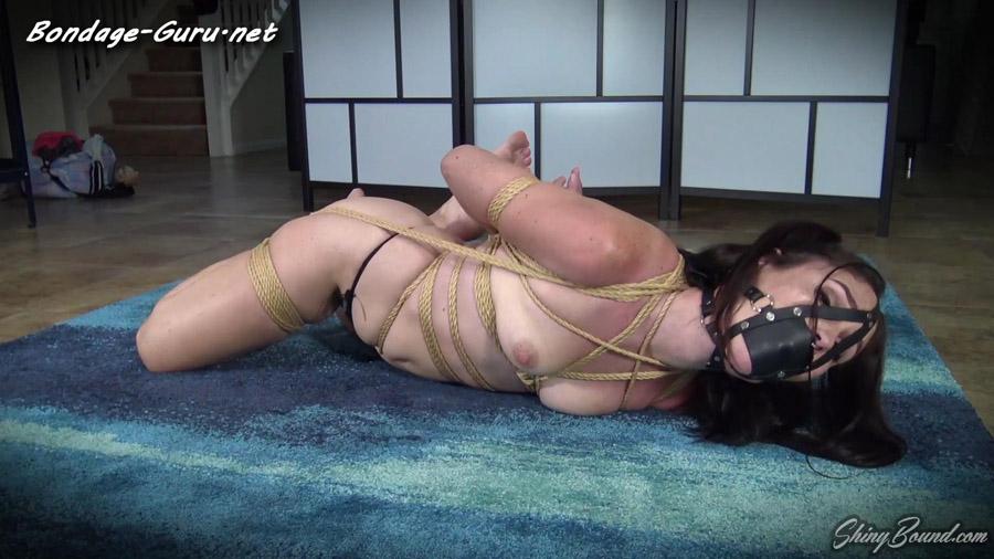 Ashley Wolf Topless Bound Orgasms