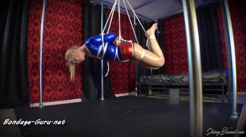 Jolene Hexx.. Ultragirl Cover Compromised – ShinyBound Productions