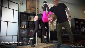 Dresden Slave Girl Post Tied in 2 Positions