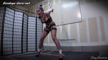 ShinyBound Productions – Cassandra Cain- Garage Storage Strappado